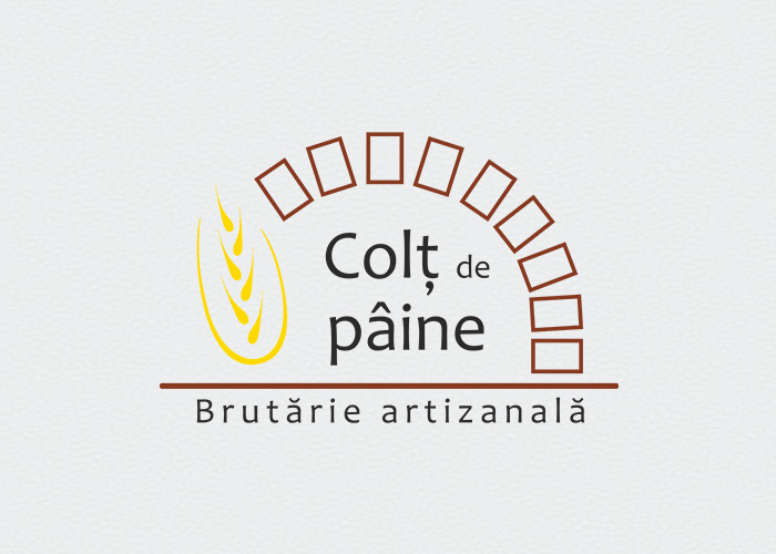 Visuals for Colt de Paine Bakery